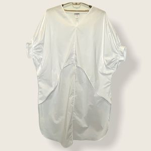 Eien USA Oversized Batwing Tail Blouse 1X